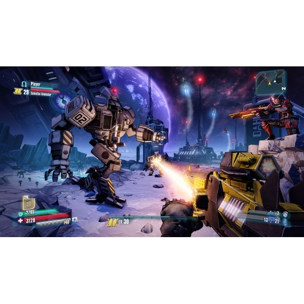 Borderlands The Pre-Sequel! (with Shock Drop Slaughter Pit DLC) PC CD Key Download for Steam - Image 3