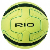 Precision Rio Indoor Football (Yellow/Black) Size 5