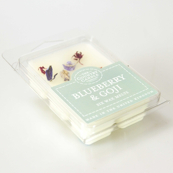Blueberry & Goji (Pastel Collection) Country Candle Wax Melt