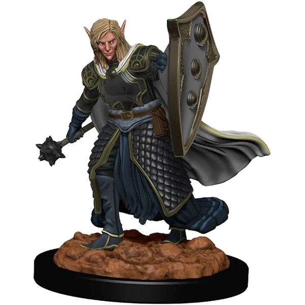 D&D Icons of the Realms Premium Figures - Elf Male Cleric