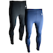 Precision Essential Base-Layer Leggings Adult Navy - Small - Image 2