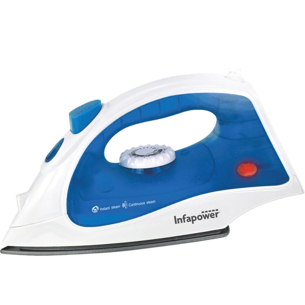 Infapower X601 Dry Steam Iron 1400W UK Plug