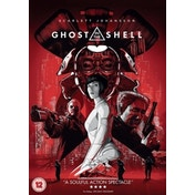 Ghost In The Shell   Limited Edition Artwork   Plus Bonus Disc. Blu-Ray