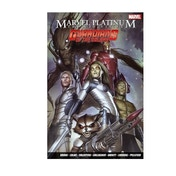 Marvel Platinum The Definitive Guardians of the Galaxy Paperback