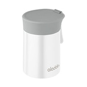 Aladdin Enjoy Vacuum Food Jar 0.4L White