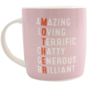 Pink Mother Boxed Mug