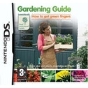 Gardening Guide RHS Endorsed Game DS