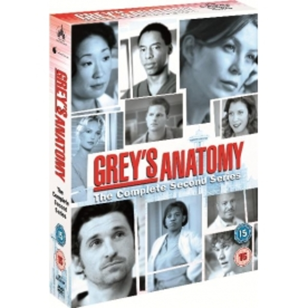 Greys Anatomy Complete Season 2 DVD