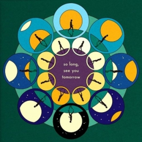 Bombay Bicycle Club - So Long, See You Tomorrow CD