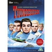 Classic Thunderbirds The Complete Collection DVD
