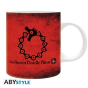 The Seven Deadly Sins - Emblems Mug