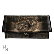 Loyal Companions Wolf Large Purse