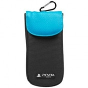 Officially Licensed PS Vita Clean n Protect Pouch Blue