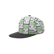 Nintendo Gameboy All-over Print Snapback Baseball Cap
