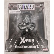 Wolverine Raw Metal LC Exclusive (Marvel Comics) Metals Diecast Mini Figure