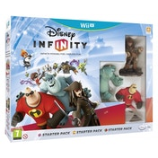 Disney Infinity 1.0 Starter Pack & Wii U Game