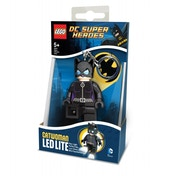 Lego DC Superhero Catwoman Keychain Light