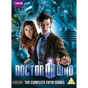 Doctor Who The Complete Series 5 DVD