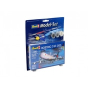 Boeing 747-200 1:390 Revell Model Kit