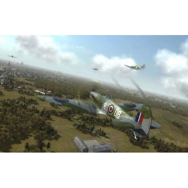 Air Conflicts Secret Wars Game Xbox 360 - Image 4