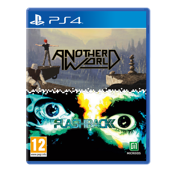 Flashback / Another World	 PS4 Game