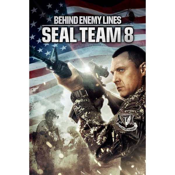 Behind Enemy Lines - Seal Team 8 DVD