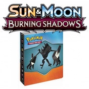 Pokemon TCG Sun & Moon Burning Shadows Collector's Album