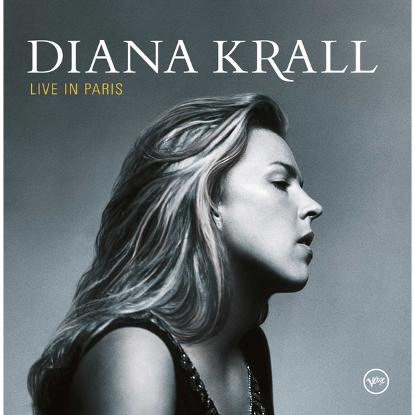Diana Krall - Live In Paris Vinyl
