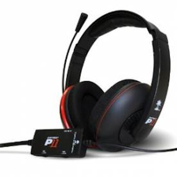 Ex-Display Turtle Beach Ear Force P11 Amplified Stereo Gaming Headset PS3 Used - Like New