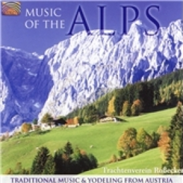 Trachtenverein Robe Music Of The Alps CD