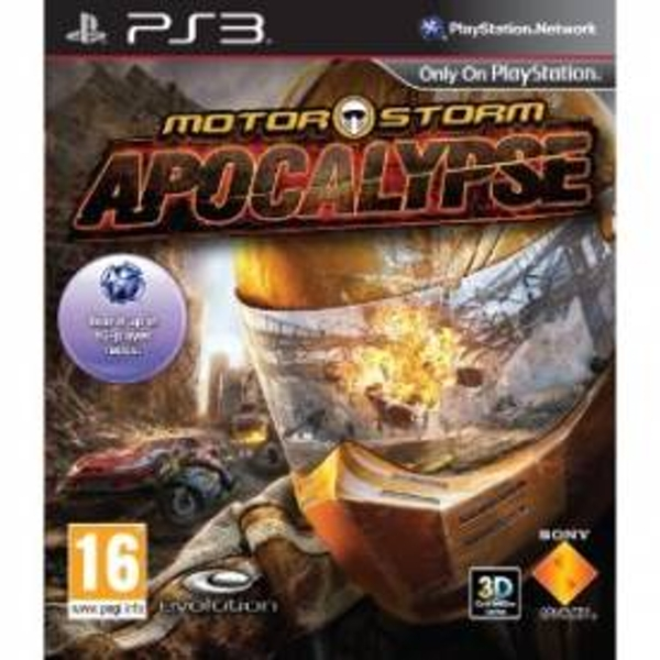 MotorStorm Apocalypse Game PS3
