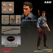 Ash (Evil Dead 2) Mezco Action Figure