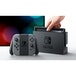 Nintendo Switch Console with Grey Joy-Con Controllers - Image 3