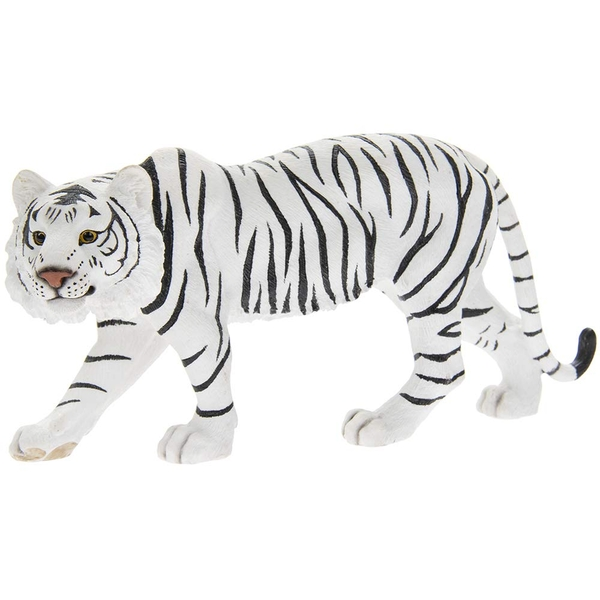 Snow Tiger Figurine By Lesser & Pavey