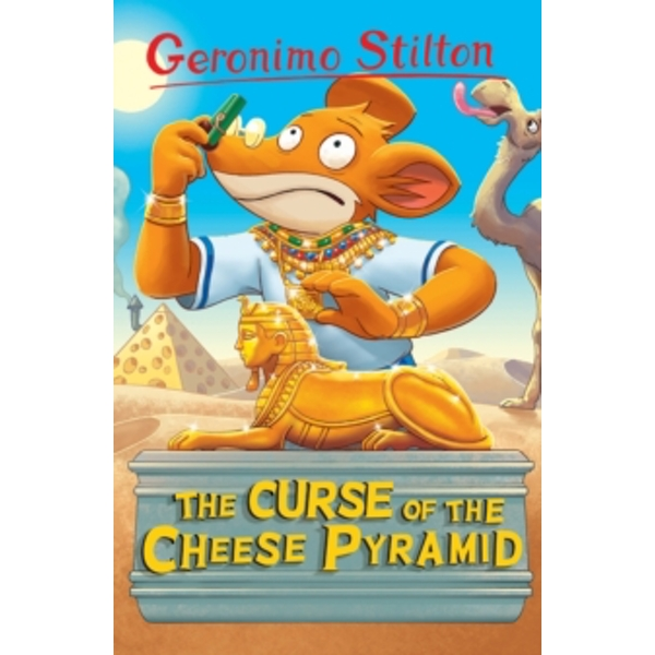 The Curse of the Cheese Pyramid (Geronimo Stilton) : 2