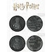Harry Potter Dumbledore Army Collectible Coin Set (Harry Potter & Ron Weasley) - Image 2