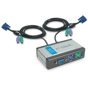 D-Link DKVM-2K PORT KVM SWITCH