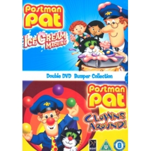 Postman Pat - Bumper Collection DVD