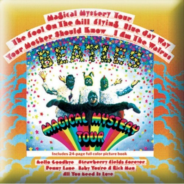 The Beatles - Magical Mystery Tour Pin Badge