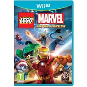 Lego Marvel Super Heroes Game Wii U