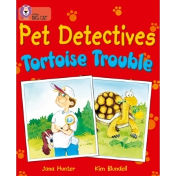 Pet Detectives: Tortoise Trouble : Band 08/Purple