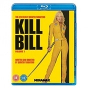 Kill Bill Volume 1 Blu-ray