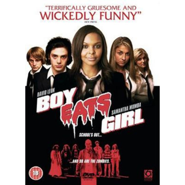 Boy Eats Girl DVD