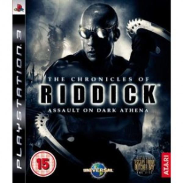 The Chronicles Of Riddick Assault On Dark Athena Game PS3