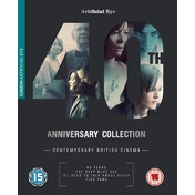 Artificial Eye 40th Anniversary Collection - Volume 1 British Film Blu-Ray