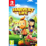 Harvest Life Nintendo Switch Game