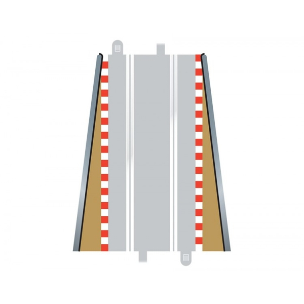 Lead in / Lead Out Borders (Set Of 2) Scalextric Accessory Pack