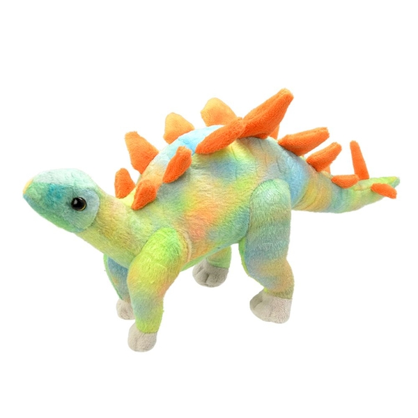 All About Nature Stegosaurus 25cm Plush