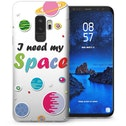 CASEFLEX SAMSUNG GALAXY S9 PLUS I NEED MY SPACE CLEAR CASE / COVER (3D)