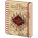 Harry Potter - The Marauders Map Notebook - Image 2